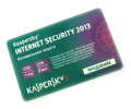 Антивирус Kaspersky Internet Security 2013 2 Desktop (продление, scratch card)