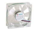 Кулер корпусный Titan 8cm Crystal LED Case Fan TFD-C8025L12Z