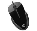 Мышь HP X1500 Mouse Optical (H4K66AA)