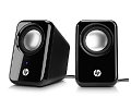 Колонки HP Multimedia 2.0 Capro Speakers (BR367AA) Black