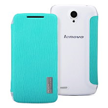 Чехол Rock Elegant Shell для Lenovo S820, Azure
