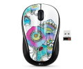 Мышь Logitech M325 Optical Wireless Mouse Lily 910-004220