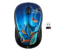 Мышь Logitech M325 Optical Wireless Mouse Paisley Pond 910-003894