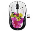 Мышь Logitech M325 Optical Wireless Mouse White Ink Trail 910-003031