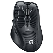Мышь Logitech G700s Rechargeable Laser Wireless Mouse Black 910-003424