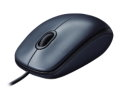 Мышь Logitech M100 Optical Mouse Black 910-001604