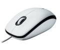 Мышь Logitech M100 Optical Mouse White 910-001605