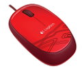 Мышь Logitech M105 Optical Mouse Red 910-002942