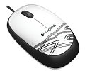 Мышь Logitech M105 Optical Mouse White 910-002941