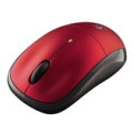 Мышь Logitech M215 Optical Wireless Mouse Red Clamshell 910-002028
