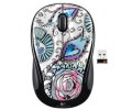 Мышь Logitech M325 Optical Wireless Mouse Floral Foray 910-003025