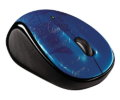 Мышь Logitech M325 Optical Wireless Mouse Indigo Scroll 910-002407