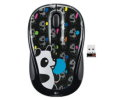 Мышь Logitech M325 Optical Wireless Mouse Panda Candy 910-003022