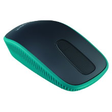 Мышь Logitech T400 Zone Touch Optical Wireless Mouse Blue 910-003314