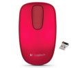 Мышь Logitech T400 Zone Touch Optical Wireless Mouse Red Velvet 910-003677