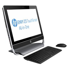 "Моноблок HP 23"" ENVY 23-d008er TouchSmart (C3T51EA), Win8"