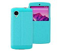 Чехол Rock Excel Series для LG Nexus 5, Blue