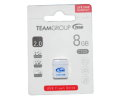 Флешка USB Flash 8GB Team C12G White (TC12G8GW01), USB 2.0