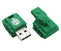 USB Flash 8GB Kingston DataTraveler Tank (DT-TANK/8GB), USB 2.0